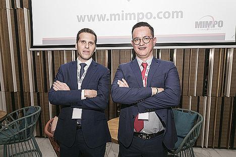Presentación de Grupo MIMPO en España