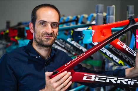 Berria Bike seduce al mercado internacional de las bicicletas premium y vende ya un 11% en el exterior