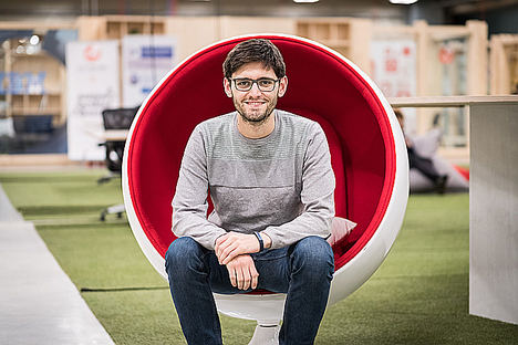 Davide Dattoli - CEO & co-fundador Talent Garden.