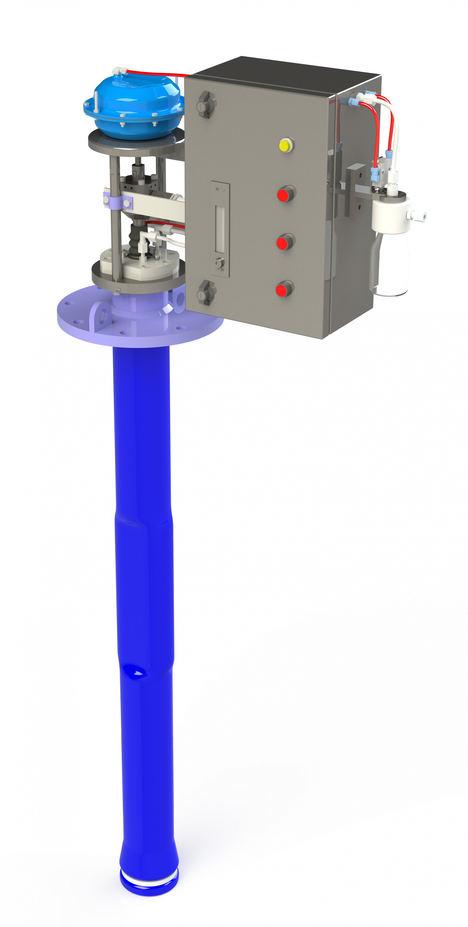 De Dietrich Process Systems añade una nueva funcionalidad a su sistema de toma muestras MultiProbe