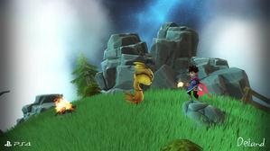 El videojuego español Deiland llega a PlayStation®4 el 1 de marzo