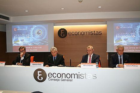 El Consejo General de Economistas modera la previsión de crecimiento de nuestra economía para 2019, en el 2,1%