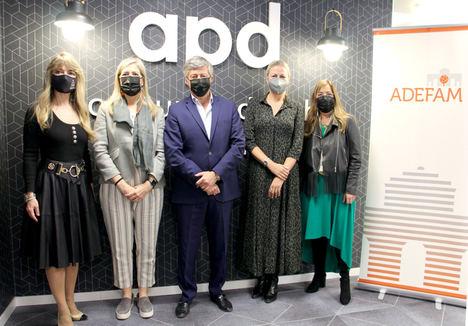 APD y ADEFAM colaborarán para impulsar la competitividad y la capacitación profesional en el ámbito de la empresa familiar