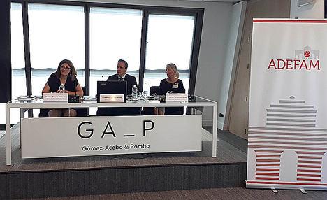 Expertos de Gómez-Acebo & Pombo reunidos por ADEFAM recomiendan a las empresas familiares apostar por una cultura preventiva de riesgos y de cumplimiento normativo para operar con tranquilidad en sus negocios