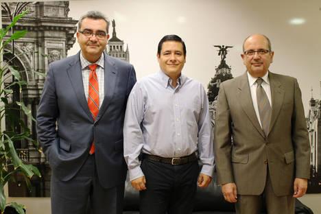 Antonio de Lucas reelegido presidente del Área Sectorial de Tecnologias de la Información