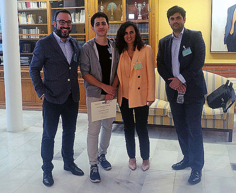 VASS se convierte en donante del Programa Becas Alumni UC3M