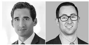 De izqda. a dcha.: Brad Olalde y Steven Sperry, Capital Group.