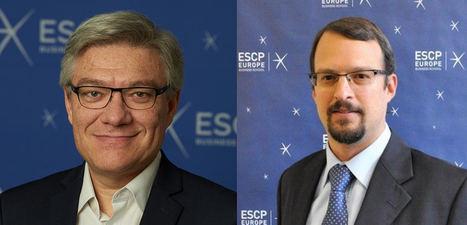 Dos nuevos nombramientos para los programas insignia de Executive Education (EMBA y Global Executive PhD)