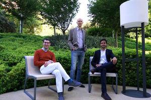 De izqrda. a dcha.: Nicolás Overloop, Cofundador y CTO; Federico Travella, Cofundador y CEO, y Marc Antoni Macià, Confudador y COO.