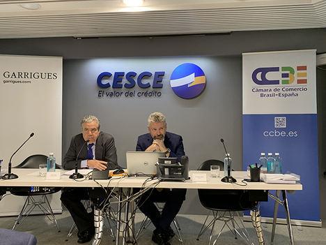 """""""Para acometer las infraestructuras necesarias en Brasil es preciso contar con la inversión extranjera, y las empresas españolas están en buena posición para aprovechar las actuales oportunidades"""""""