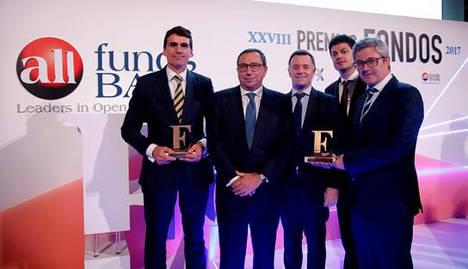 VidaCaixa recibe el premio a la mejor gestora de pensiones de España