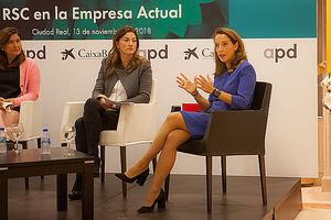 Delaviuda Confectionery Group analiza su política de RSC en la jornada de la APD de Ciudad Real
