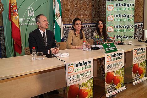 500 empresas tenderán la mano al agricultor en InfoagroExhibition