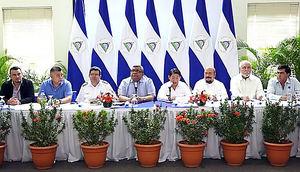 Delegación del GRUN.