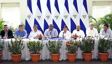 Programa del GRUN sobre el retorno voluntario asistido de los nicaragüenses en el exterior