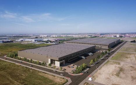 Delin Property inicia en Illescas la construcción de una nave de 24.427,48 m2 con inversión de capital propio