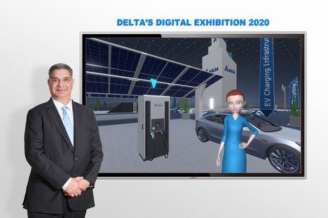 Delta lanzará nuevas soluciones energéticamente eficientes para 5G e IoT Edge Computing, e-Mobility y Smart Manufacturing en su Exposición Digital