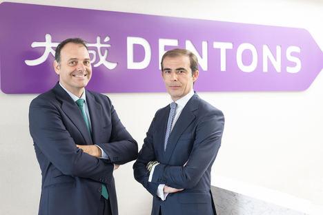 Dentons incorpora a Israel de Diego como nuevo socio de Corporate y M&A