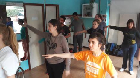Jornada de clausura de la colaboración entre Deporte & Desafío y Fundación Aon España