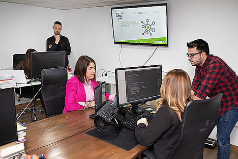Una empresa española crea una completa herramienta para auditar la transformación digital de los negocios