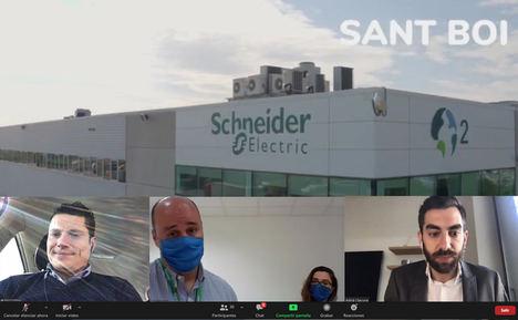 Schneider Electric, la firma más sostenible del mundo en 2021, plantea sus retos de packaging al sector