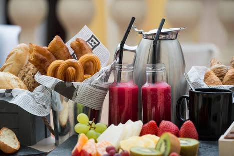 """Los """"Desayunos Km 0"""" de Vincci Hoteles: """"El día empieza aquí, el día empieza en ti"""""""