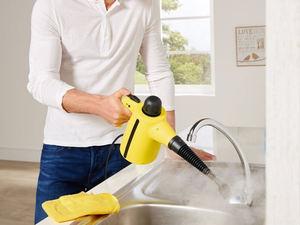 Descubriendo el limpiador a vapor de mano conocido como vaporeta de mano