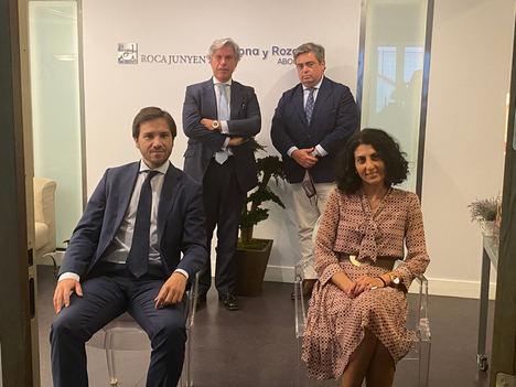 Gaona, Palacios y Rozados Abogados refuerza el equipo de su oficina en Sevilla