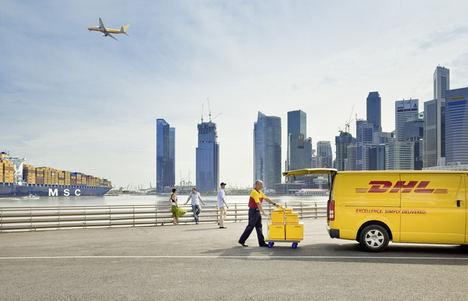 DHL se posiciona como operador logístico Líder a escala mundial en el Cuadrante Mágico Gartner 2020