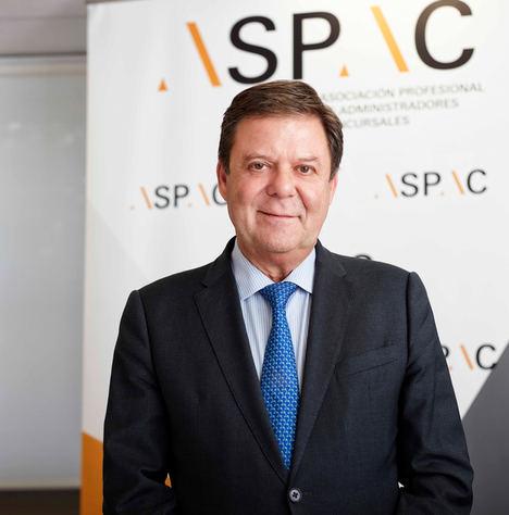 Diego Comendador, Presidente de ASPAC.