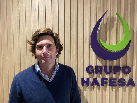 Grupo Hafesa nombra a Diego Guardamino como nuevo Director General