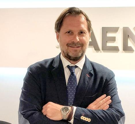 Diego Herranz, nuevo director del área LATAM de AENOR