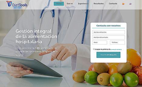 Diet Tools, menús personalizados para más de 60.000 pacientes en 130 hospitales españoles