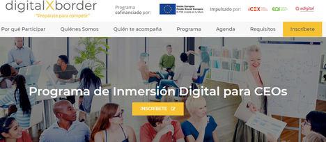 Llega a Navarra DigitalXborder, el programa de inmersión digital para CEOs