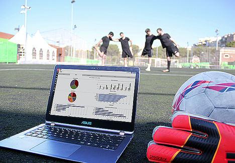 La tecnología permitirá ahorrar a los equipos de fútbol más de 100 millones de euros según Director11