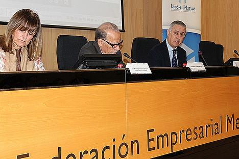 Director Inspector de Trabajo Francisco Rogero.