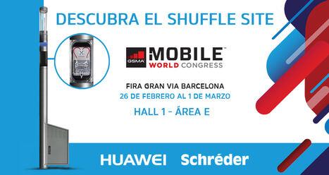 Descubra el Shuffle Site en el Mobile World Congress 2018