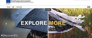 DiscoverEU ofrece a 14.500 jóvenes más la oportunidad de explorar Europa