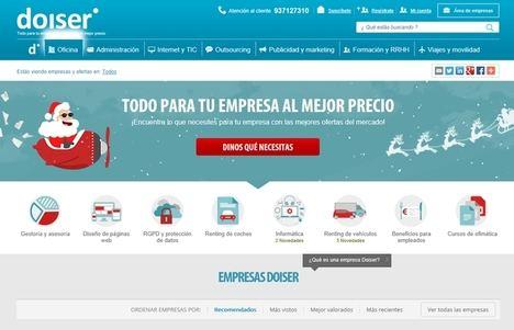 Doiser, portal de compras para empresas, cumple 10 años
