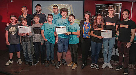 Dos proyectos medioambientales y uno de integración ganan el Concurso Jóvenes Inventores de Fnac