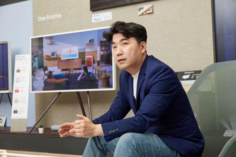 Dr. Danny Hyun, Vicepresidente Corporativo y jefe del Grupo de Investigación y Desarrollo Avanzado de Samsung.