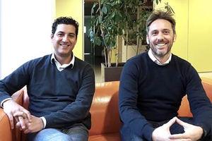Dr. Davide D´Amico, CEO de Zecardio Therapeutics y Dr. Javier Terriente, CSO de ZeCardio Therapeutics.