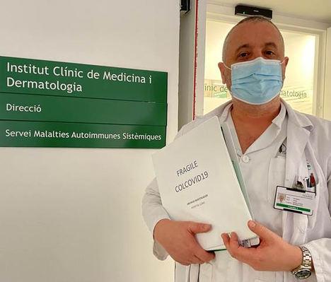 Colchicina, el fármaco que reduce hasta un 25% las hospitalizaciones por Covid-19