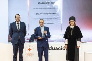 Dr. Josep Piqué, ex Ministro de Asuntos Exteriores y padrino de la Ceremonia de Graduación 2021 de VIU.