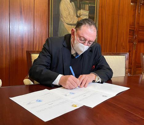 El Dr. Palacios, nombrado director científico de la Fundación ICOMEM para la Educación y Formación Sanitaria