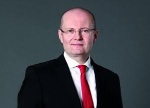 Dr. Ulrich Nass,  nuevo CEO de NSK Europe Ltd.