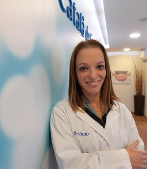 Dra. Priscilla Andrade, Fertilab Barcelona.