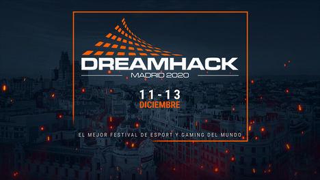 Madrid será sede de DreamHack, el mayor festival internacional de esports