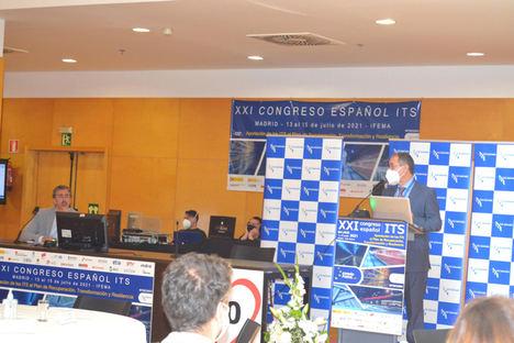 TRAFIC acogió el 21º Congreso Español sobre Sistemas Inteligentes de Transporte