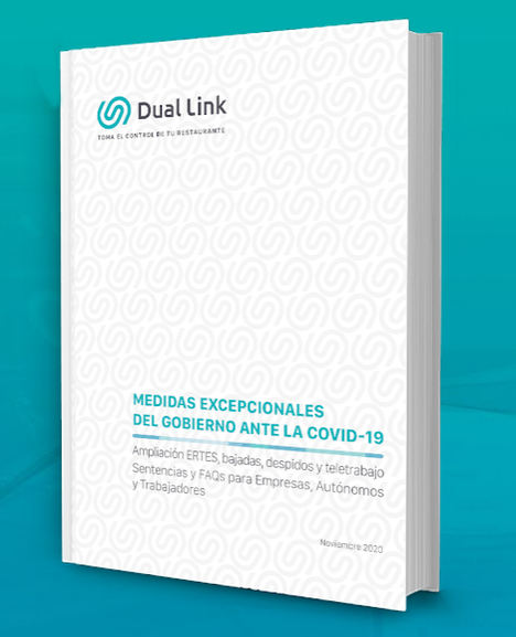 Dual Link publica un ebook gratuito sobre ERTE, teletrabajo y autónomos en colaboración con ATA